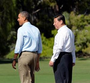 Obama & Jinping