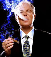 Rush Limbaugh - Smoker