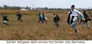 MigrantsDashAcrossBorderToGermany-530