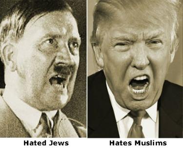 Hitler & Trump