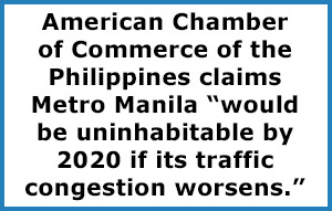 American Chamber Says